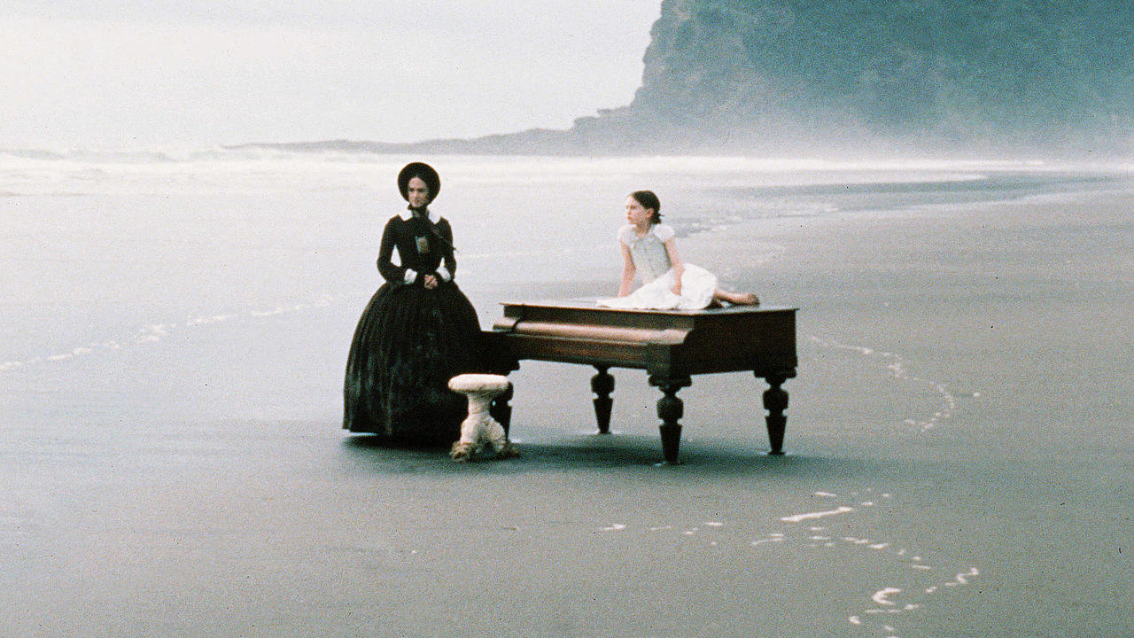 Das Piano: Anna Paquin, Holly Hunter