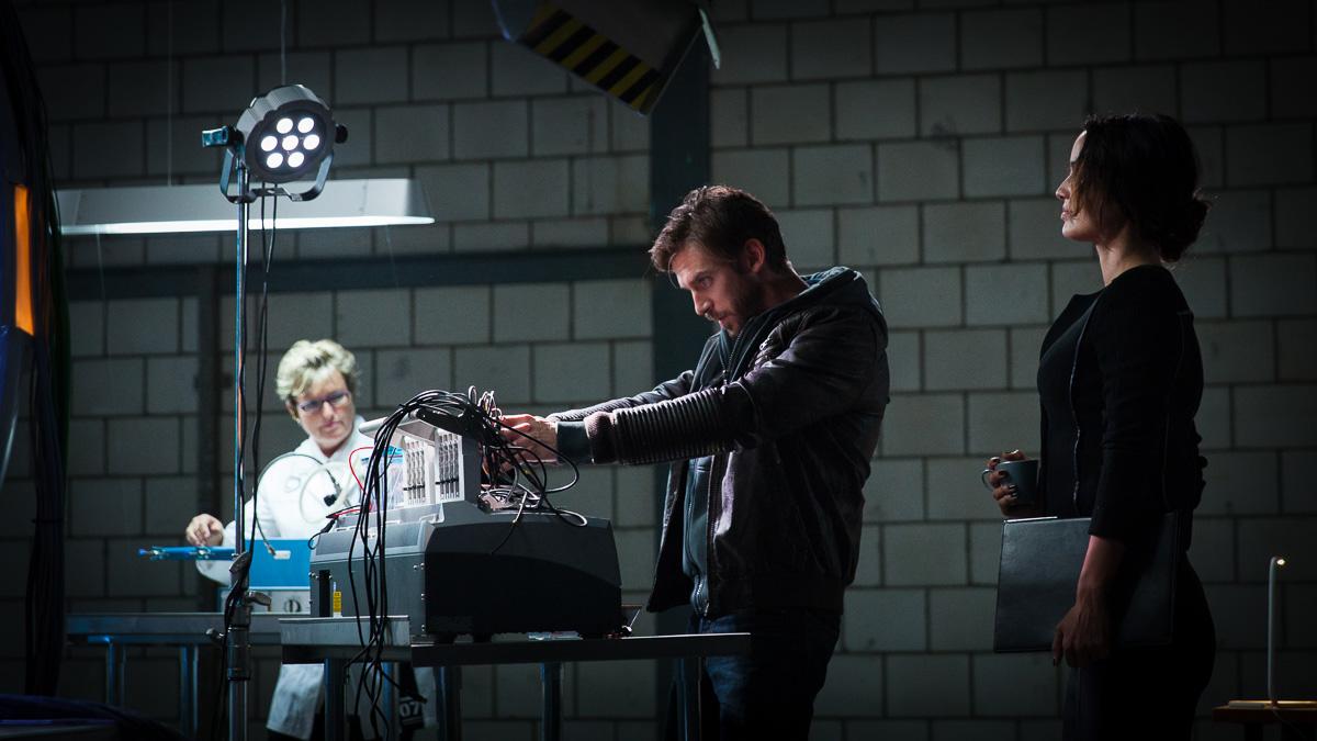 Kill Switch : Bild Bérénice Marlohe, Dan Stevens