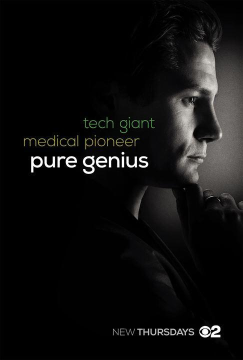 Pure Genius : Kinoposter