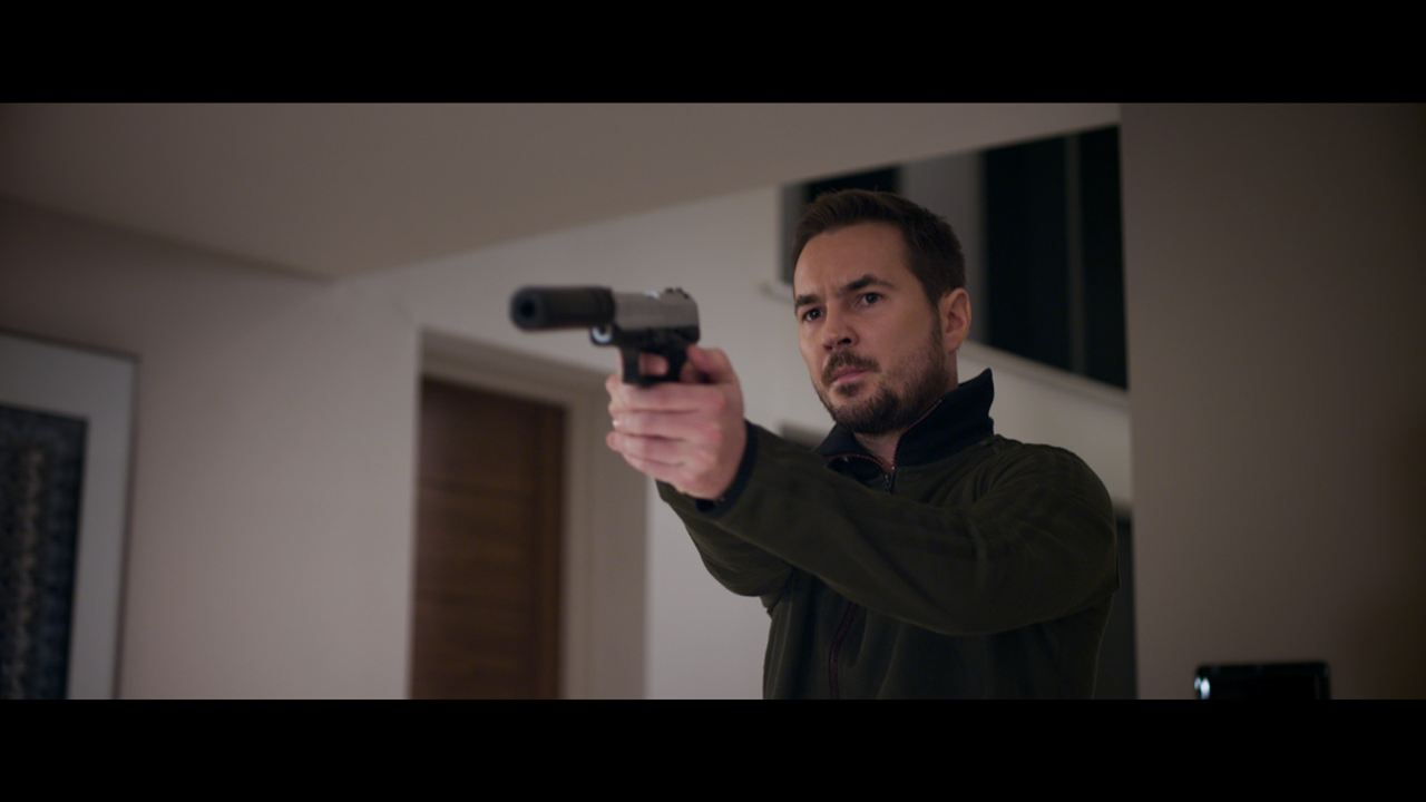 The Hunter's Prayer : Bild Martin Compston