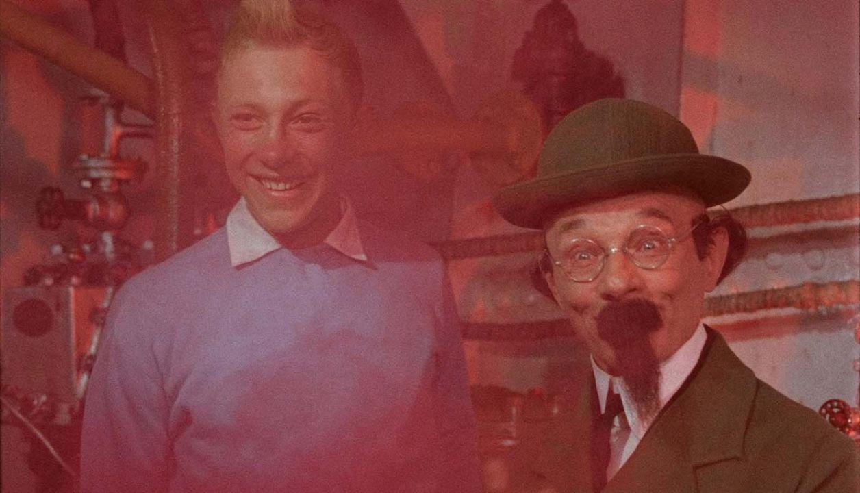 Tim und Struppi... und das Geheimnis des goldenen Vlieses