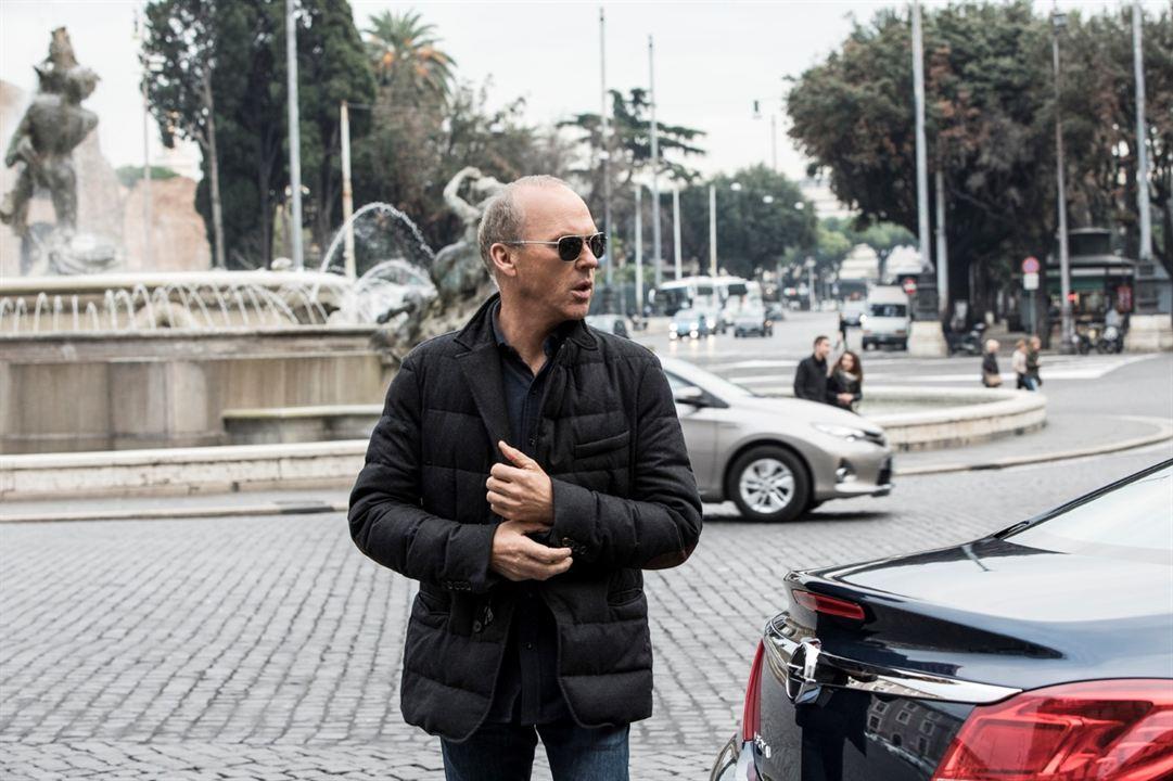 American Assassin: Michael Keaton