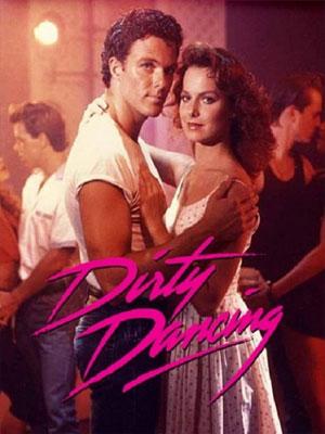 Dirty Dancing : Kinoposter