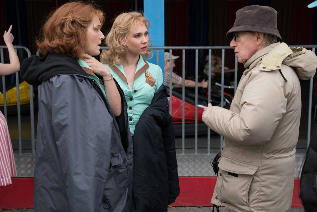 Wonder Wheel: Kate Winslet, Juno Temple, Woody Allen