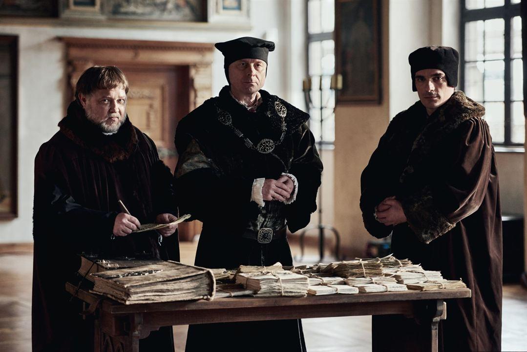 Das Luther-Tribunal. Zehn Tage im April : Bild Hannes Wegener, Hubertus Hartmann, Lukás Bech