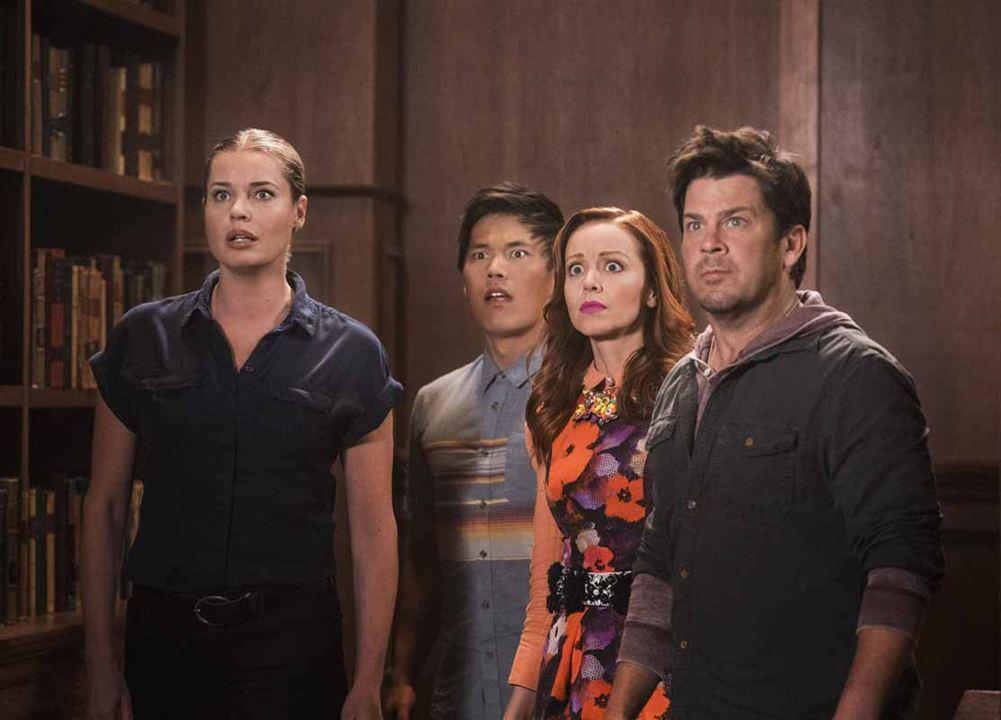 Bild Christian Kane, John Harlan Kim, Lindy Booth, Rebecca Romijn