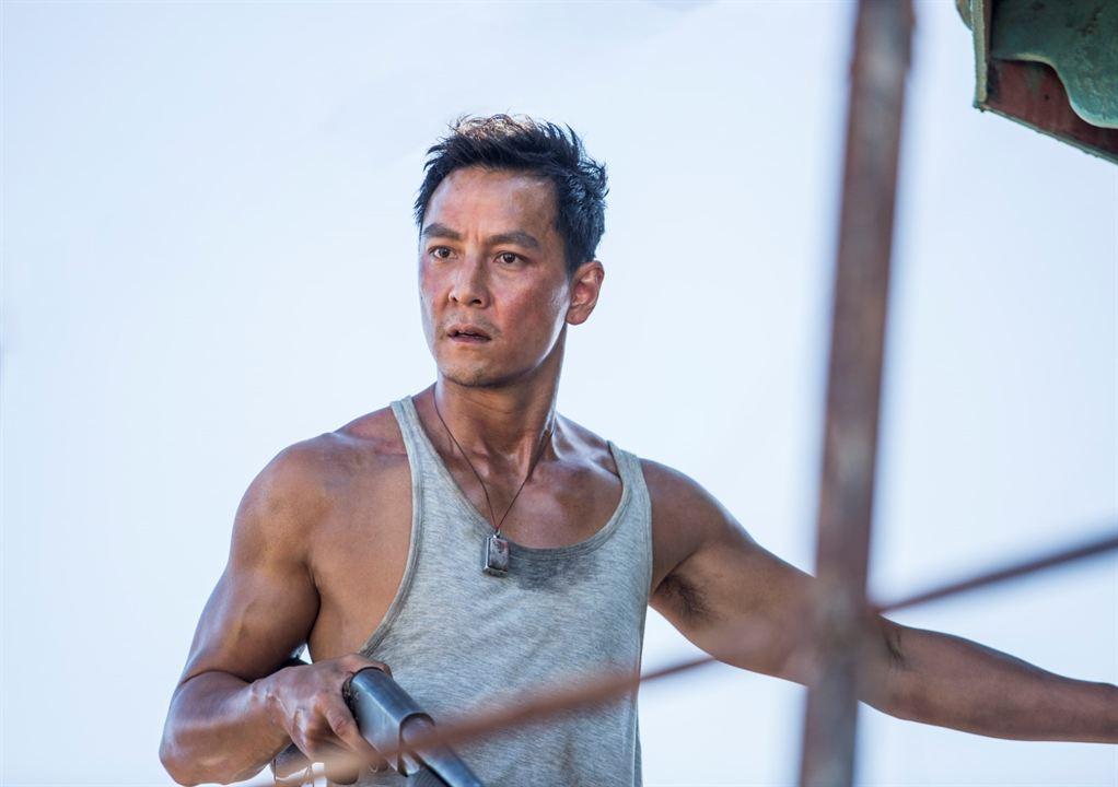 Tomb Raider: Daniel Wu