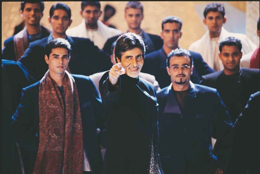 In guten wie in schweren Tagen : Bild Amitabh Bachchan