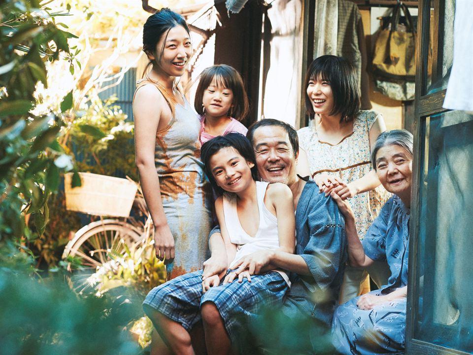 Shoplifters - Familienbande : Bild Jyo Kairi, Kiki Kirin, Lily Franky, Miyu Sasaki, Sakura Andô