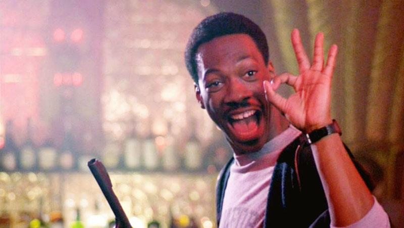 Beverly Hills Cop - Ich lös' den Fall auf jeden Fall: Eddie Murphy