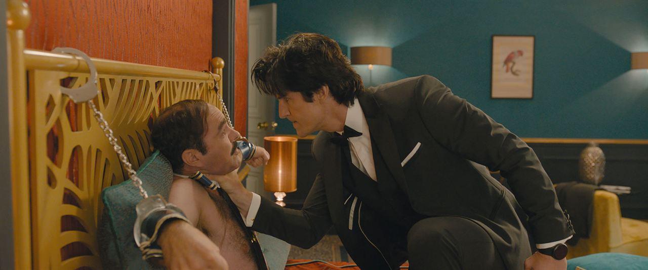 Nicky Larson et le parfum de Cupidon : Bild Julien Arruti, Philippe Lacheau