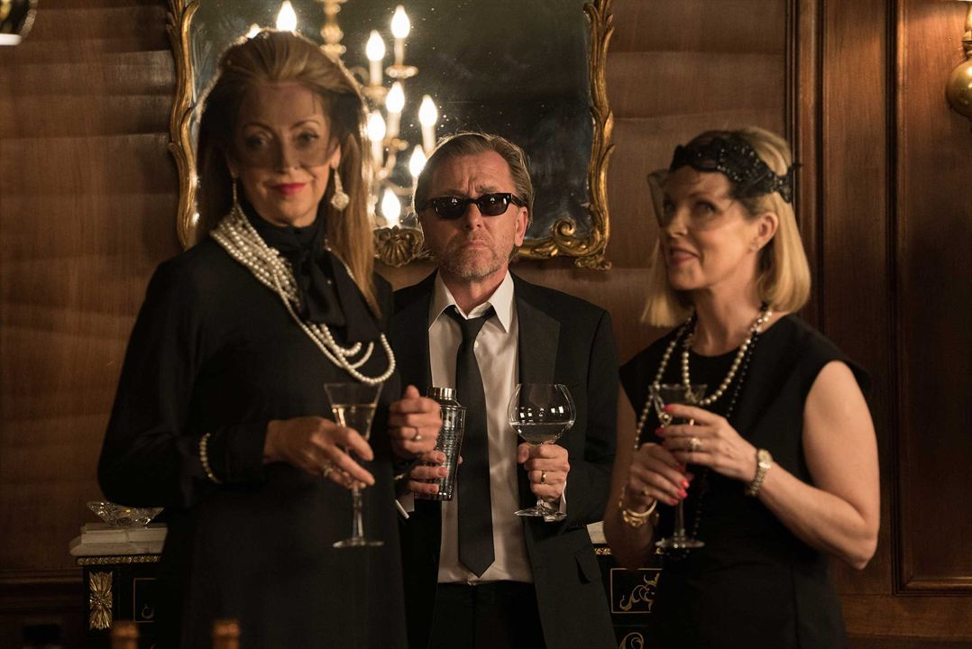 The Brits Are Coming - Diamanten-Coup in Hollywood: Melissa Sue Anderson, Sharon Maughan, Tim Roth