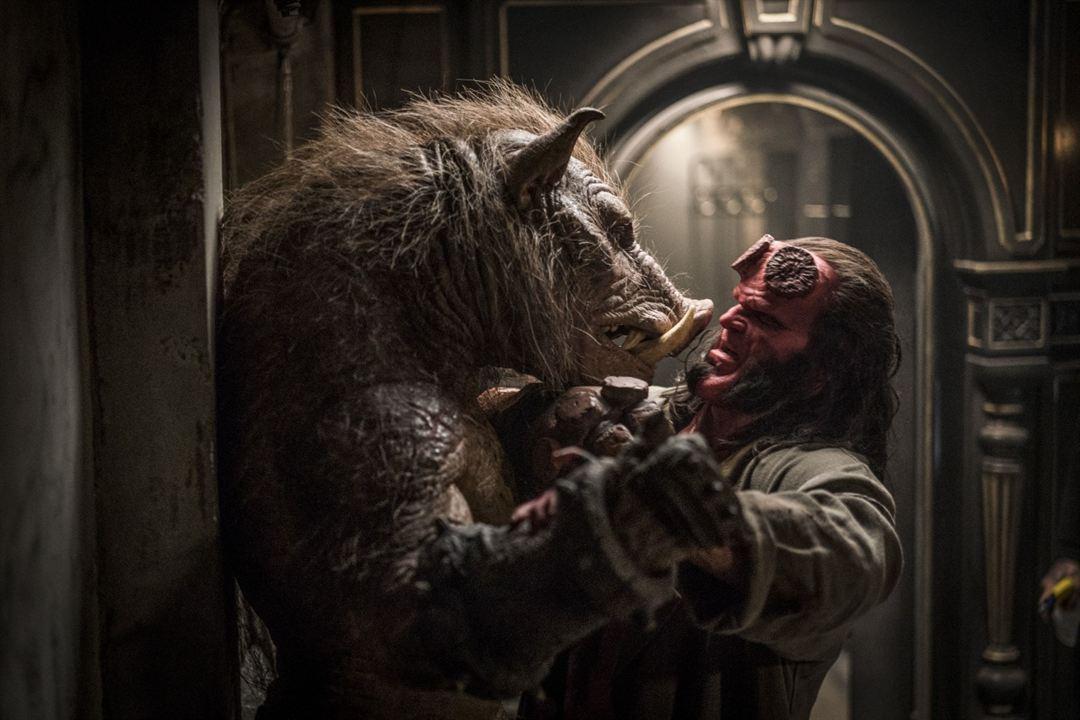 Hellboy - Call Of Darkness : Bild David Harbour, Douglas Tait