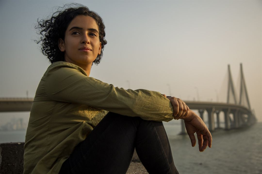 Photograph - Ein Foto verändert ihr Leben für immer : Bild Sanya Malhotra