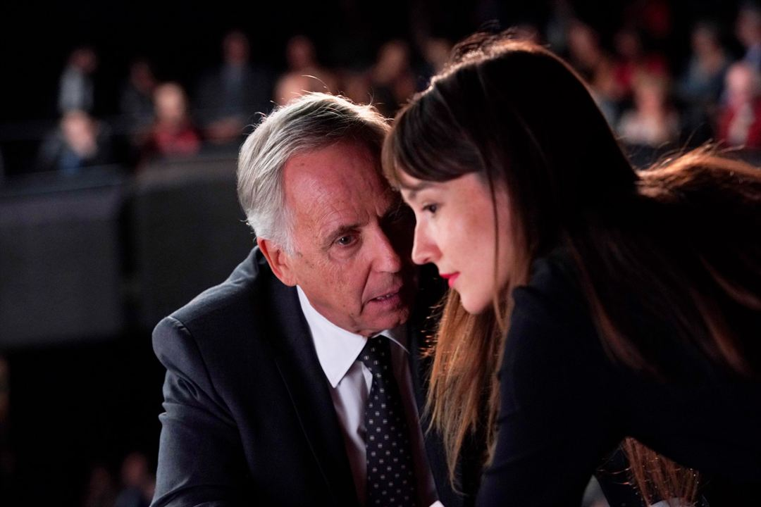 Alice et le maire : Bild Anaïs Demoustier, Fabrice Luchini