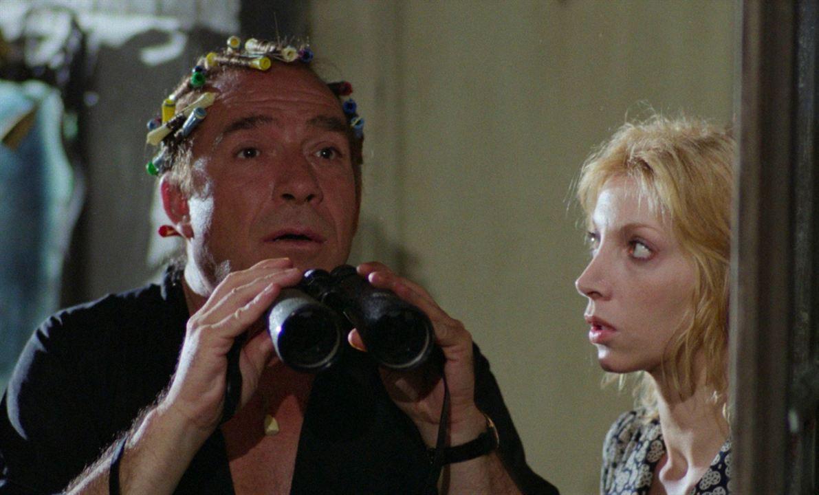 Der Kater lässt das Mausen nicht : Bild Mariangela Melato, Ugo Tognazzi
