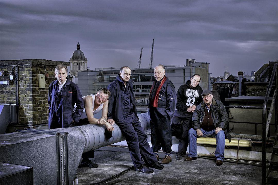 Bild Alex Norton, Brían F. O'Byrne, David Hayman, Geoff Bell, Kenneth Cranham