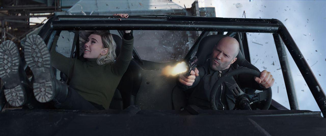 Fast & Furious: Hobbs & Shaw : Bild Jason Statham, Vanessa Kirby