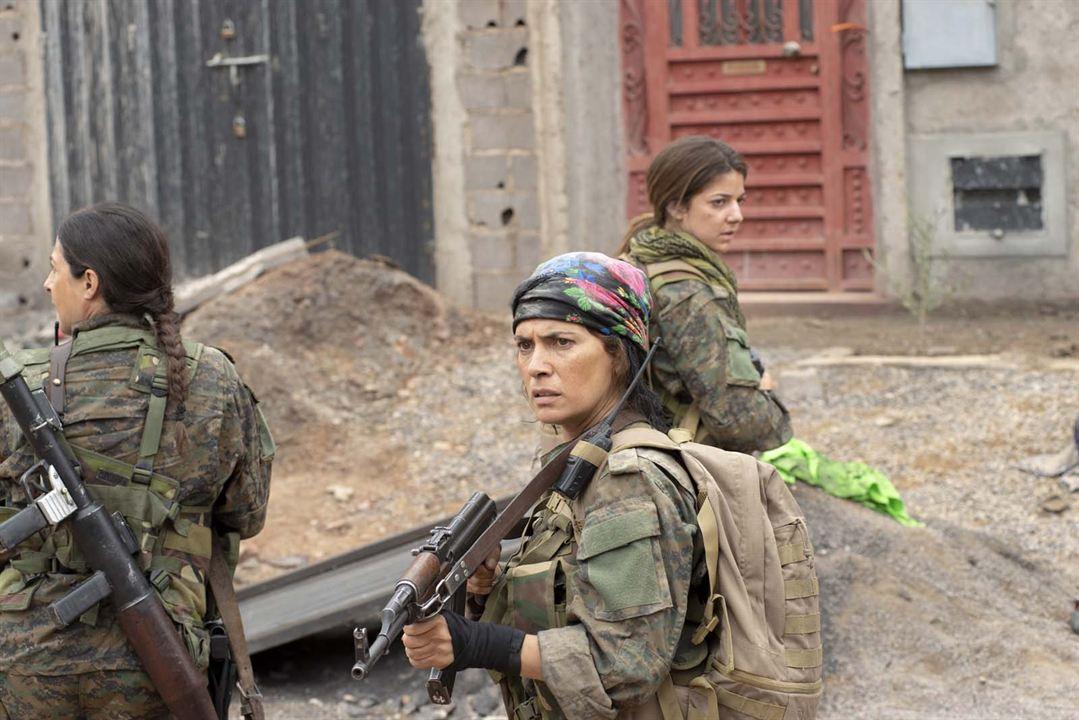 Operation Red Snake - Band Of Sisters: Razane Jammal