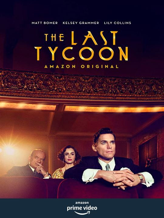 The Last Tycoon : Kinoposter