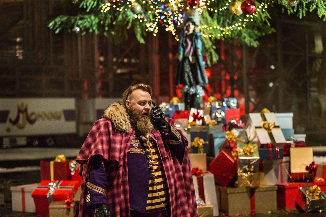 Unsere Lehrerin, die Weihnachtshexe : Bild Stefano Fresi