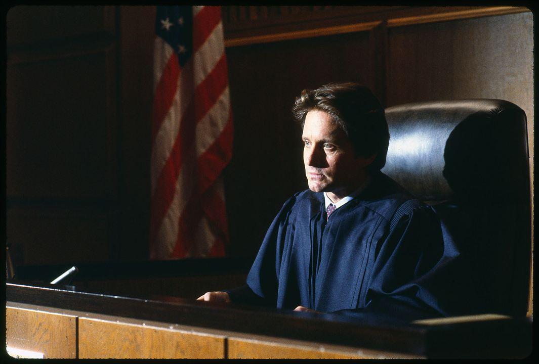 Ein Richter sieht rot : Bild Michael Douglas