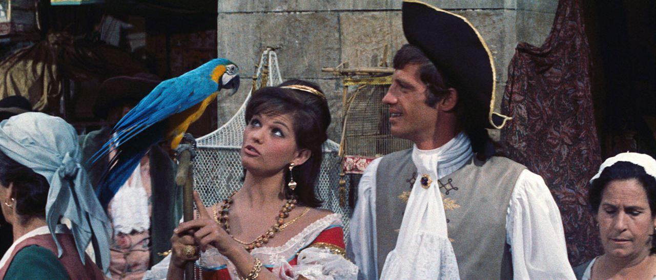 Bild zu Jean-Paul Belmondo - Cartouche, der Bandit : Bild Claudia Cardinale,  Jean-Paul Belmondo - FILMSTARTS.de
