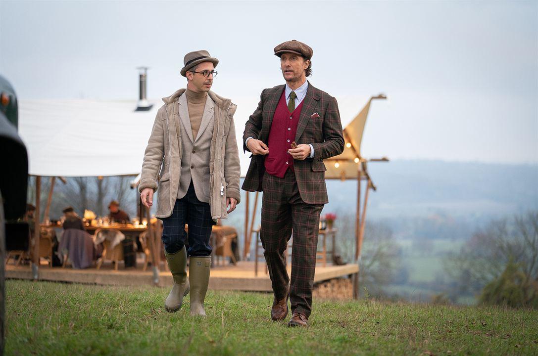 The Gentlemen : Bild Jeremy Strong, Matthew McConaughey