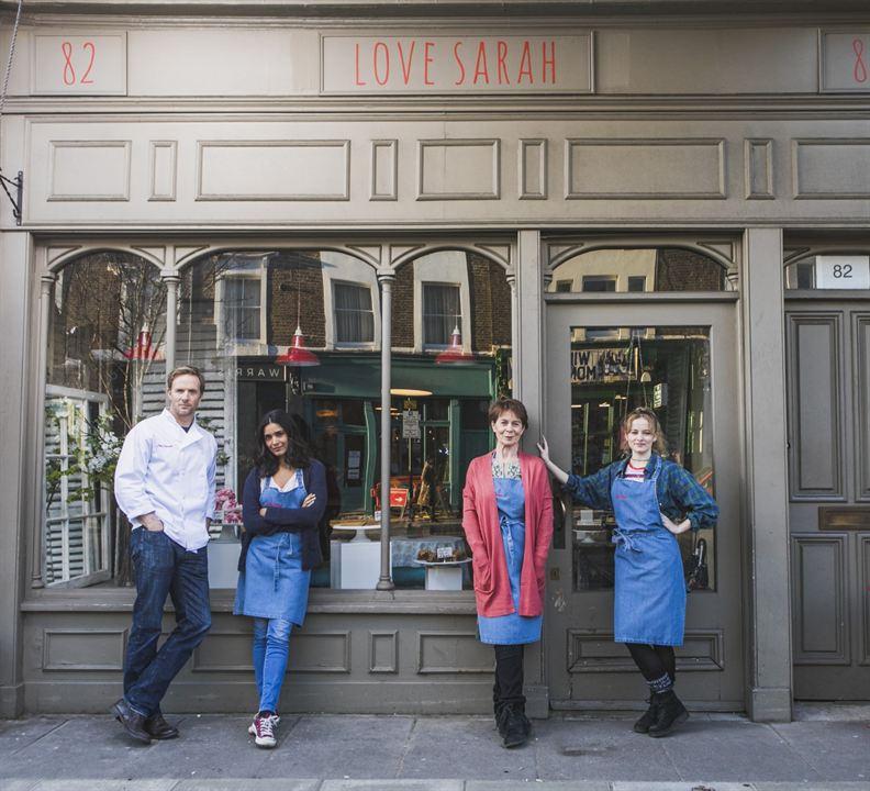 Love Sarah - Liebe ist die wichtigste Zutat : Bild Celia Imrie, Rupert Penry-Jones, Shannon Tarbet, Shelley Conn