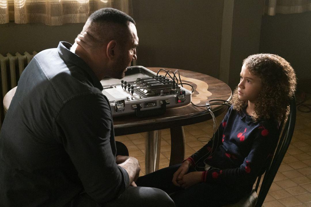 Der Spion von nebenan: Dave Bautista, Chloe Coleman