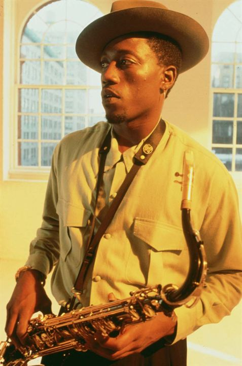 Mo better Blues : Bild Wesley Snipes