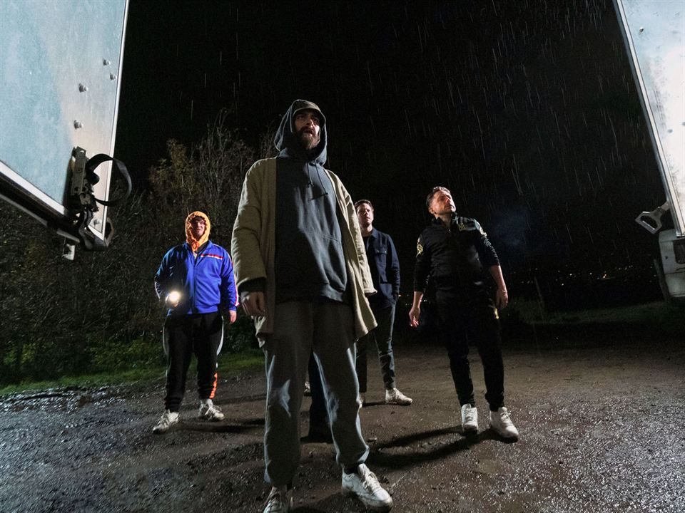 Bild Damien Molony, Joseph Gilgun, Ryan Sampson, Tom Hanson