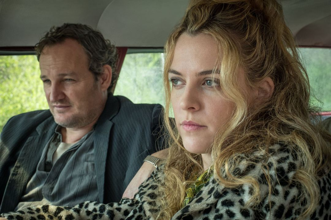 The Devil All The Time: Riley Keough, Jason Clarke