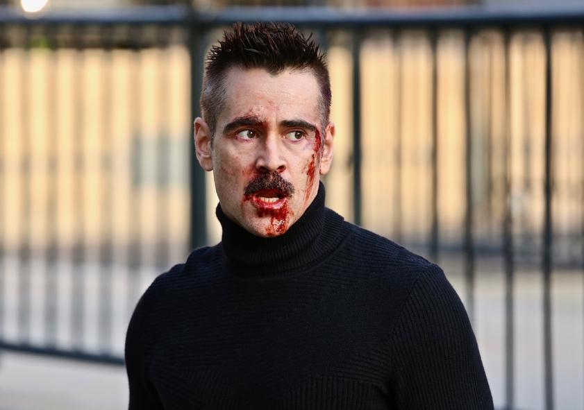 Code Ava - Trained To Kill : Bild Colin Farrell