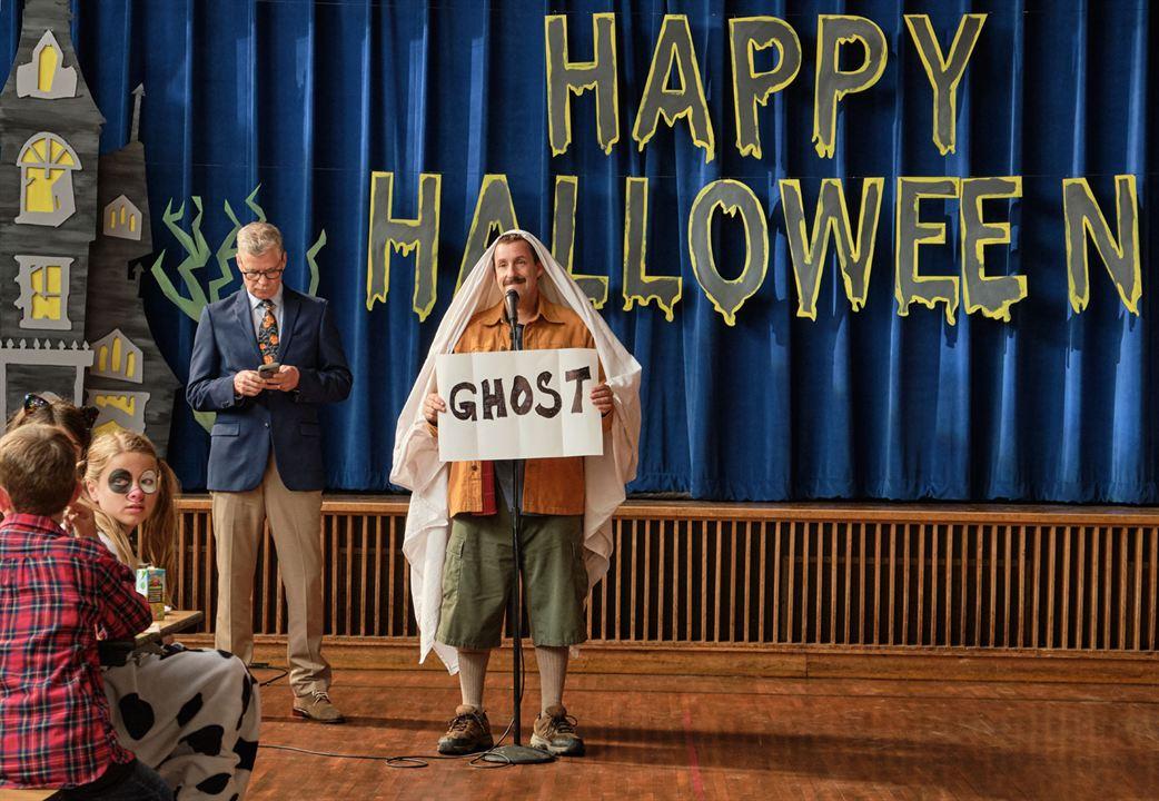 Hubie Halloween: Adam Sandler
