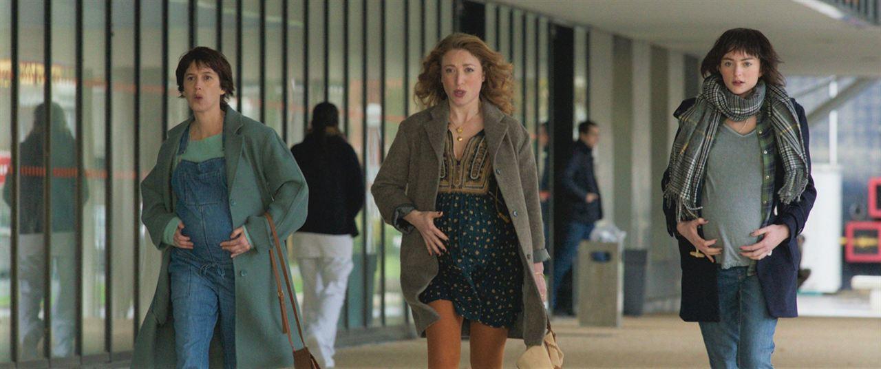 C'est la vie : Bild Florence Loiret-Caille, Mélodie Richard