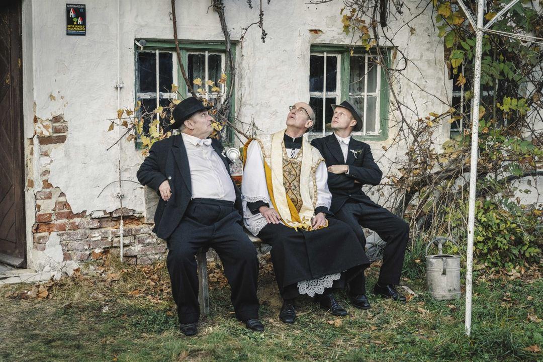 Der Boandlkramer und die ewige Liebe : Bild Florian Brückner, Johannes Herrschmann, Sigi Zimmerschied