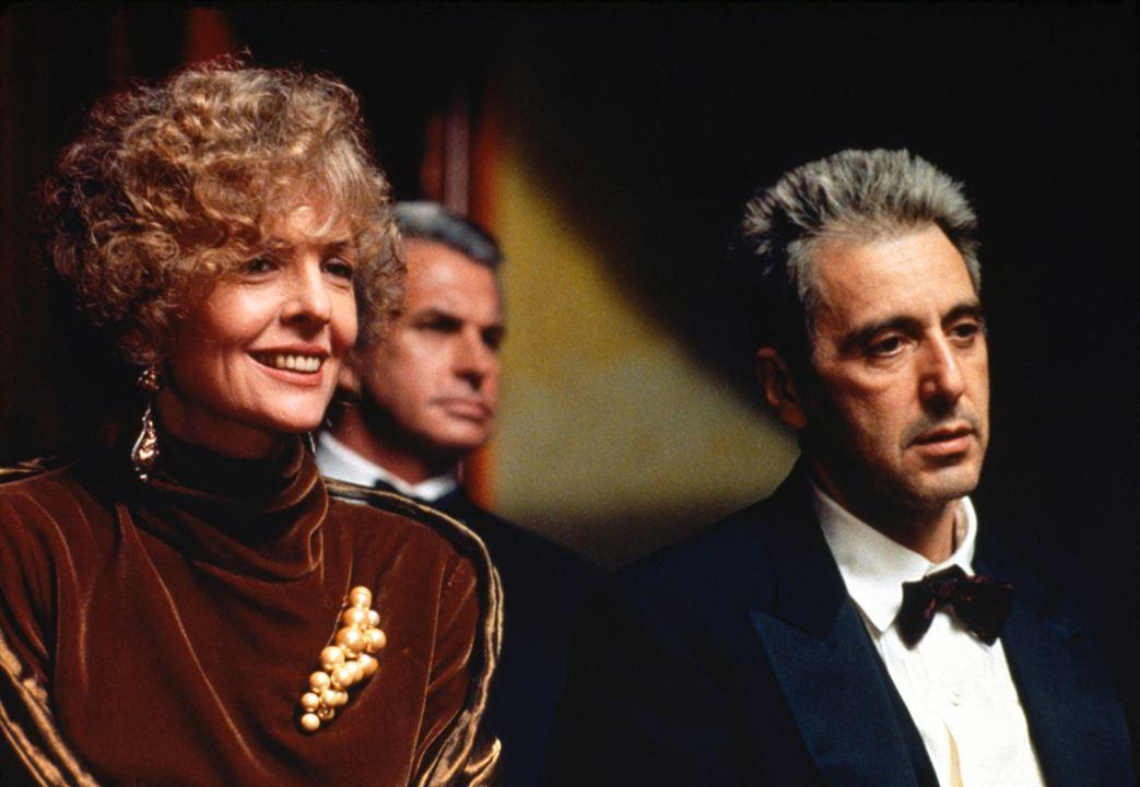 Der Pate, Epilog: Der Tod von Michael Corleone : Bild Al Pacino, Diane Keaton
