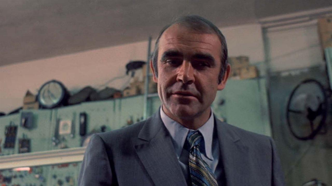 Der Anderson Clan : Bild Sean Connery