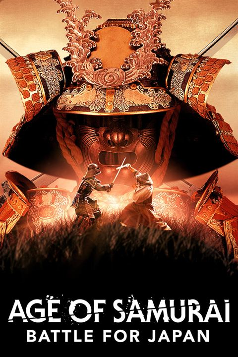 Zeitalter der Samurai: Kampf um Japan : Kinoposter