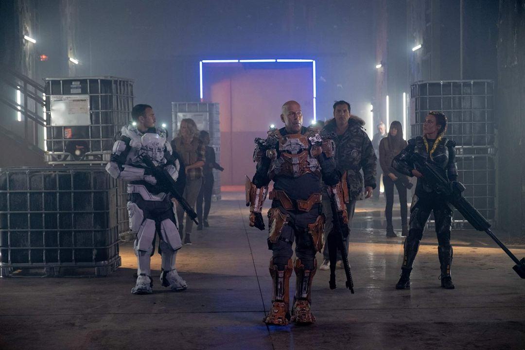 Cosmic Sin - Invasion im All: Bruce Willis