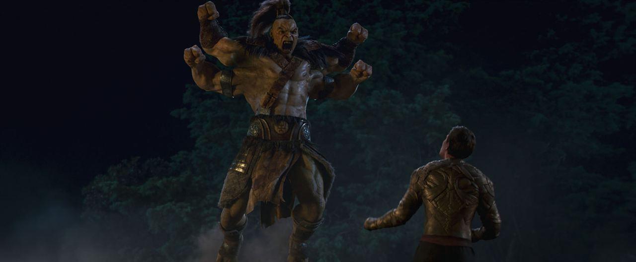 Mortal Kombat: Lewis Tan