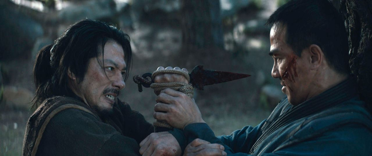 Mortal Kombat: Hiroyuki Sanada, Joe Taslim