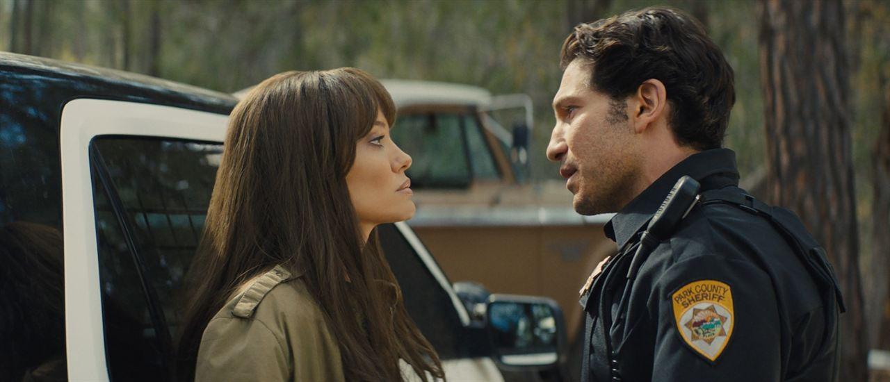 They Want Me Dead: Angelina Jolie, Jon Bernthal