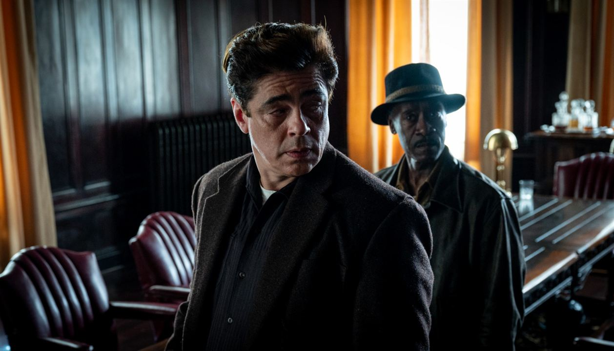 No Sudden Move: Benicio Del Toro, Don Cheadle
