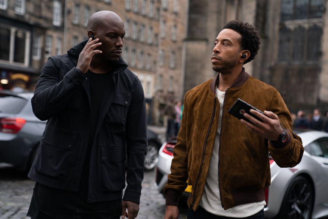 Fast & Furious 9: Tyrese Gibson,  Ludacris