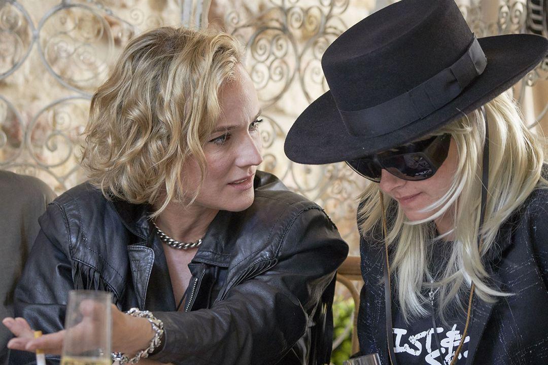 Zu schön um wahr zu sein - Die JT LeRoy Story : Bild Diane Kruger, Kristen Stewart