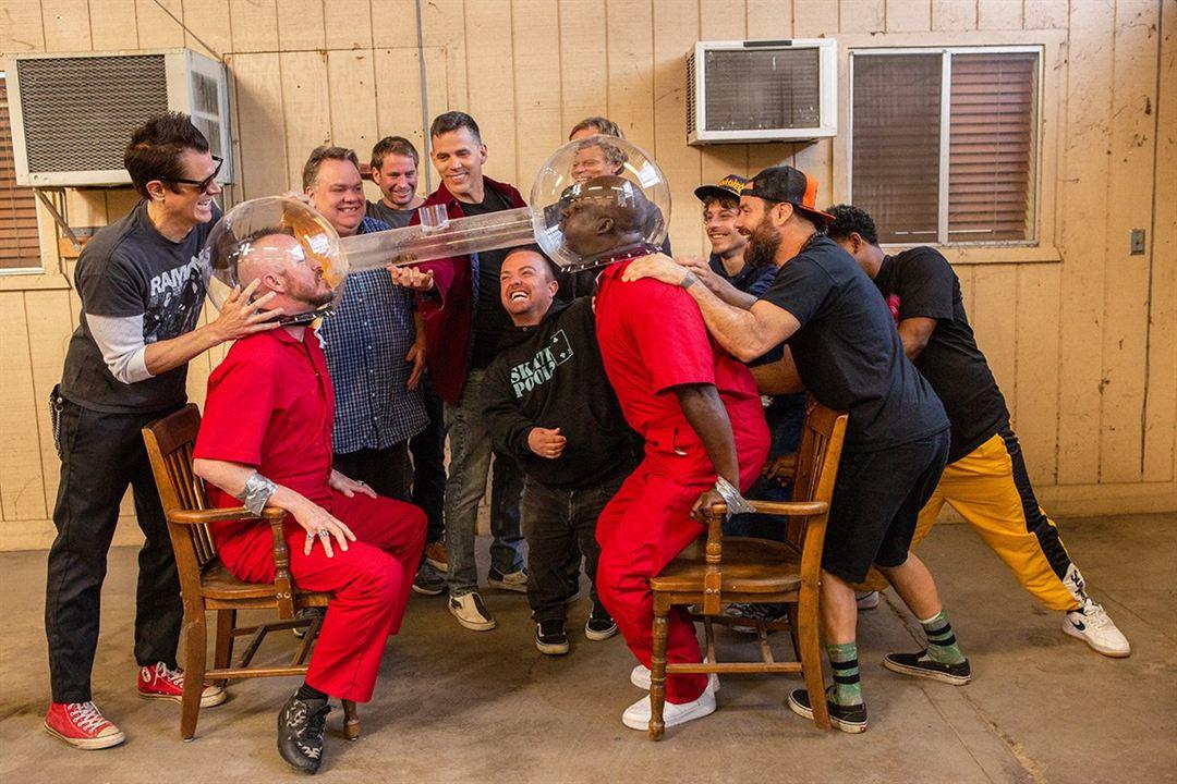 Jackass Forever : Bild Chris Pontius, Dave England, Ehren McGhehey, Jason Acuña, Johnny Knoxville