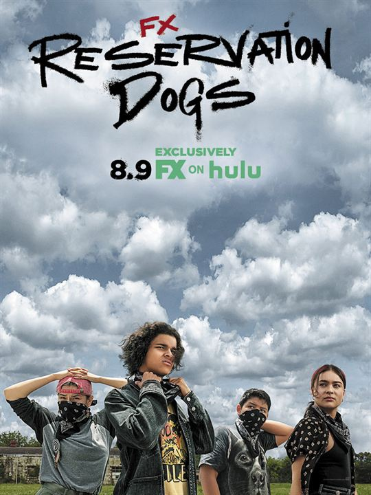 Reservation Dogs : Kinoposter