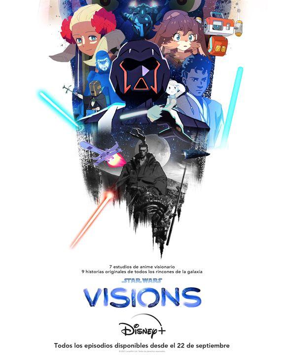 Star Wars: Visionen : Kinoposter